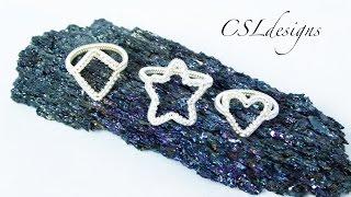 open frame wirework ring valentines