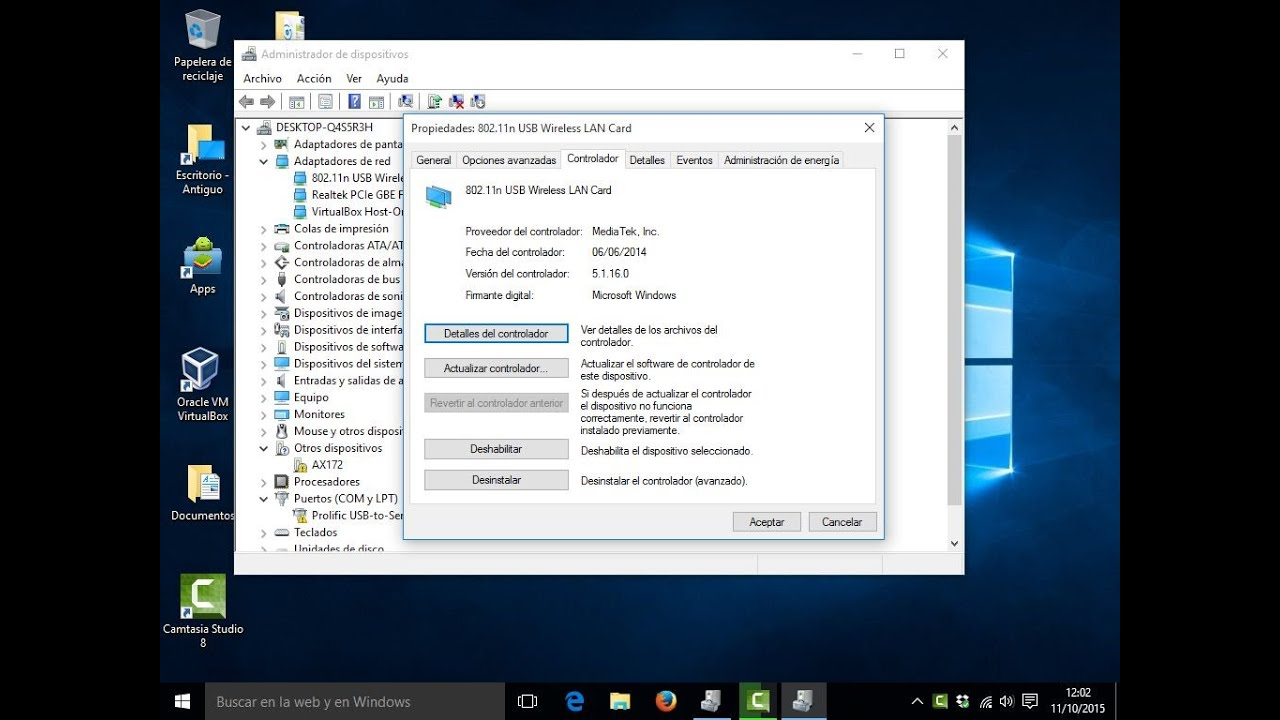 Realtek wifi driver for windows 10 64 bit acer