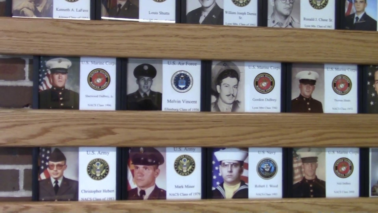 NAC Wall of Honor  6-15-18