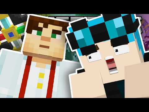 MINECRAFT STORY MODE IN MINECRAFT!!!!!