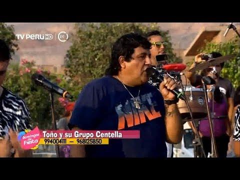 TOÑO Y SU GRUPO CENTELLA - Amor de Arena