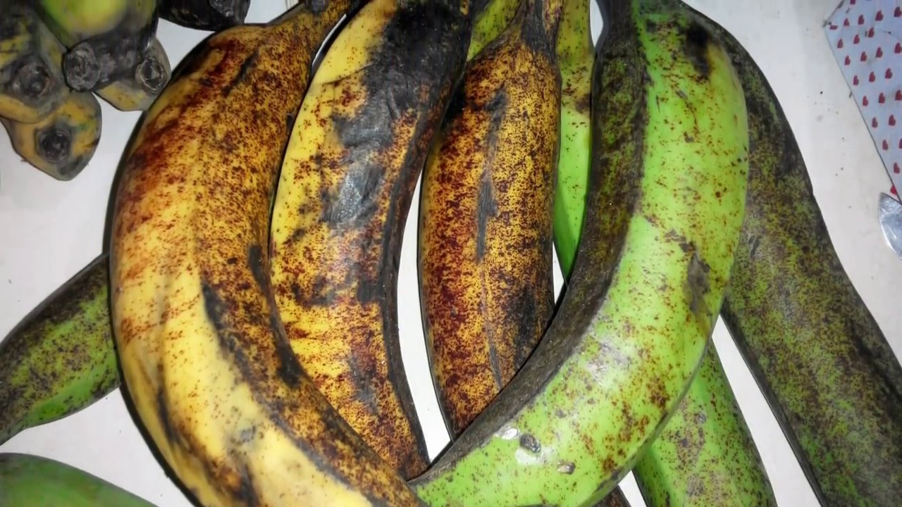 What to cook from bananas 60