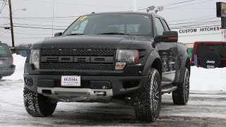 2012 Ford F150 SVT Raptor Review and Test Drive