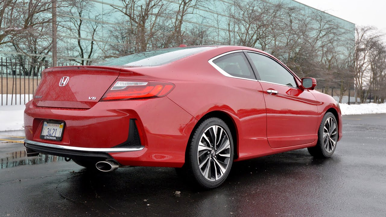 2016 honda accord v6 coupe 6mt pov first impressions binaural audio youtube. Black Bedroom Furniture Sets. Home Design Ideas