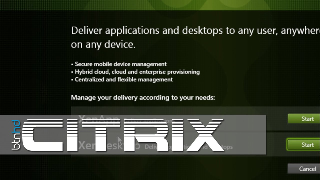 Setting Up a Test Lab Environment for Citrix XenApp 7 6