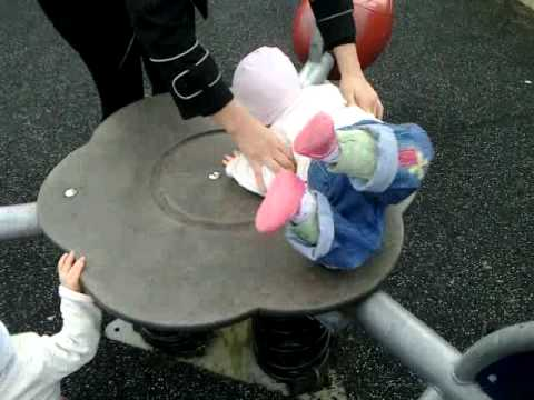First time at the playground.mp4