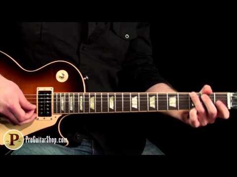 Guns N' Roses Paradise City Guitar Lesson