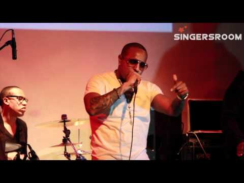 Verse Simmonds - Boo Thang Live - Singersroom.com