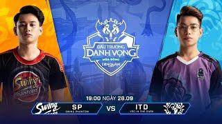 SWING PHANTOM vs VEC IN THE DARK [Playoff 1 - 28.09] - Đấu Trường Danh Vọng Mùa Đông 2019