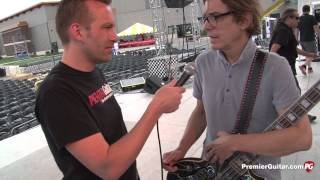 Rig Rundown - Cheap Trick Robin Zander and Tom Petersson