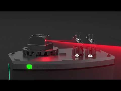 3-D LiDAR Sensor | R2300 Multi-Layer Scanner | Overview