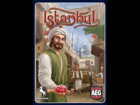 Istanbul review - Board Game Brawl