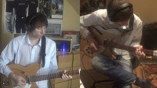 How to record GUITAR & BASS like The Beatles