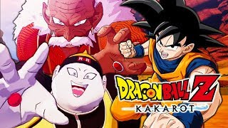 DRAGON BALL Z: KAKAROT ( LLEGAN LOS ANDROIDES )
