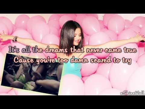 Selena Gomez - Hit The Lights [Instrumental/Karaoke]