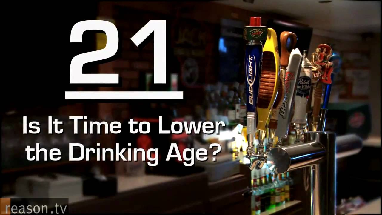 is it time to lower the drinking age
