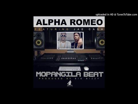 Alpha Romeo – Mopangila Beat ft. Jae Cash