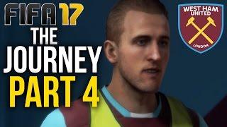 Video FIFA 17 THE JOURNEY Gameplay Walkthrough Part 4 - BIG NEW SIGNING (West Ham) #Fifa17 download MP3, 3GP, MP4, WEBM, AVI, FLV Desember 2017