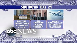Lawmakers say they see no path forward on shutdown