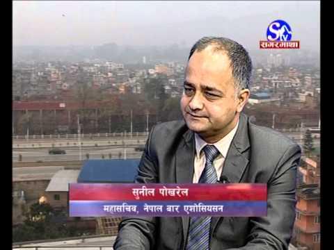 STV CHAT with Sunil Pokharel & Dharma Adhikari