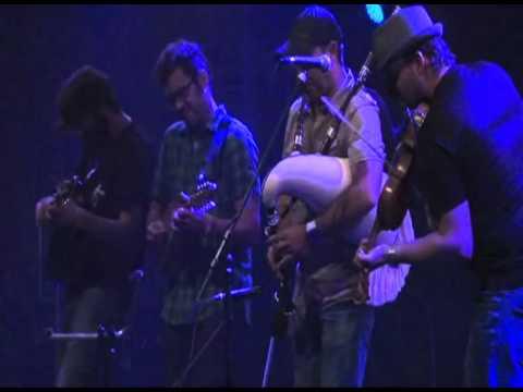 Anxo Lorenzo Band - Live in UK.