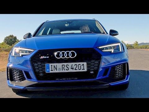 Audi RS4 (2018) New C63 AMG Slayer?