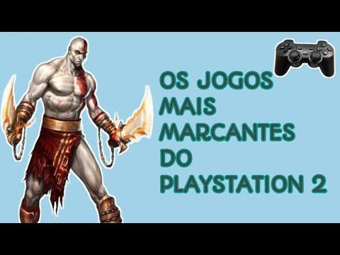 OS JOGOS MAIS MARCANTES DO PLAYSTATION 2!!!