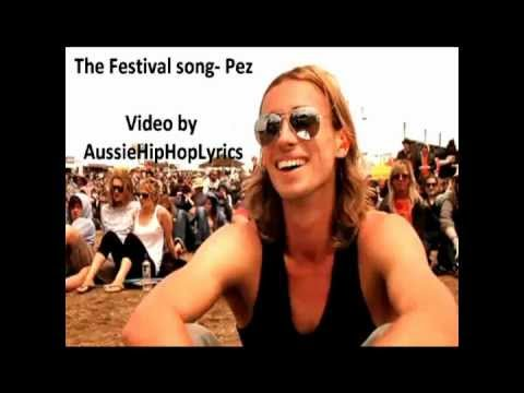Pez- The Festival Song lyrics