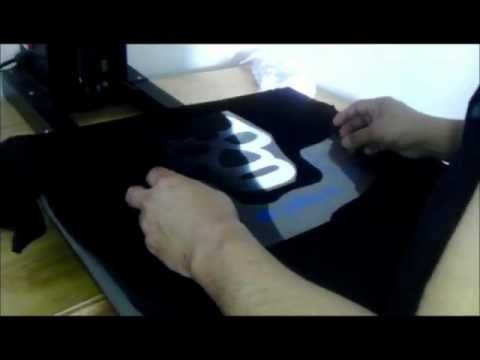 maquina para estampar from YouTube · Duration:  15 minutes 9 seconds