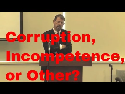 Mesa County Corruption, Incompetence or Other??  DA Dan Rubinstein refuses to prosecute intruders