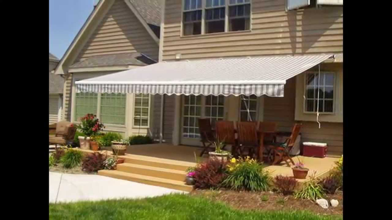 Retractable Awnings Brooklyn 347 916 2530 Free Estimate Youtube
