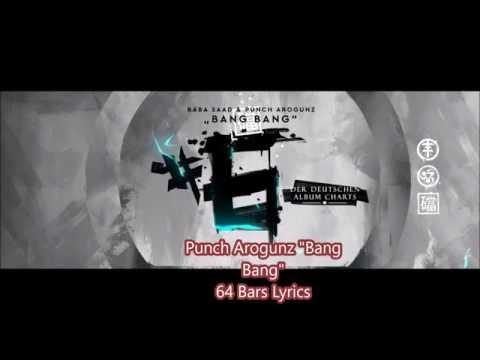 Punch Arogunz - 64 Bars [Lyrics] - Bang Bang