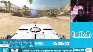 The Talos Principle DLC by Azorae in 23:51 - Awesome Games Done Quick 2016 - Part 56