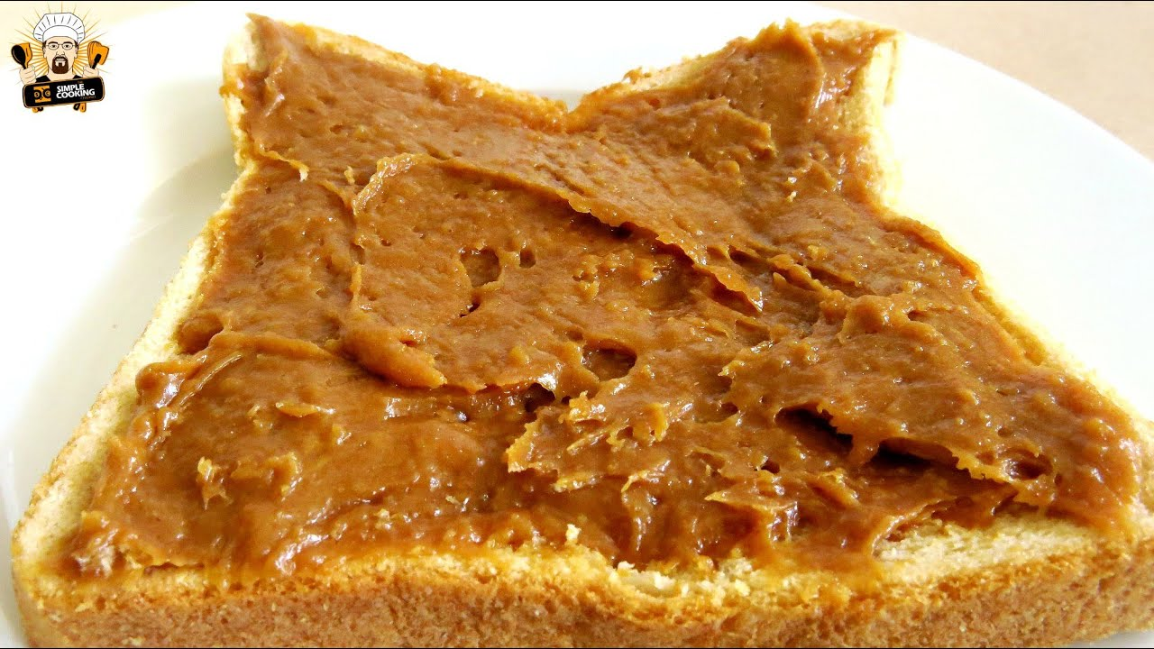 how to make cookie butter sauce