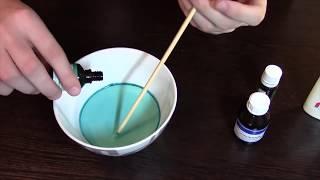 видео Как своими руками сделать лизуна в домашних условиях?