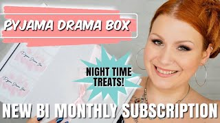 *NEW BOX* PYJAMA DRAMA BOX JANUARY/FEBRUARY - BI MONTHLY SUBSCRIPTION BOX