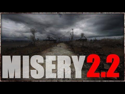 MISERY 2.2 (стрим 5 ) S.T.A.L.K.E.R.: Зов Припяти
