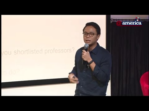 Pursuing Graduate Study in the US Part 2 - Indonesia Mengglobal Seminar