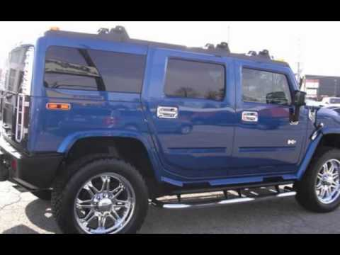 2006 Hummer H2 Luxury 1SC for sale in Angola, IN