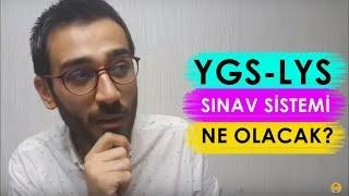 YGS-LYS Sınav Sistemi Ne Olacak?
