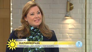 Rättegången mot kulturprofilen: Idag hörs vittnena - Nyhetsmorgon (TV4)