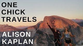 One Chick Travels - 🧗🏻♀️🚙 Alison Kaplan (Pee in Mono Lake)