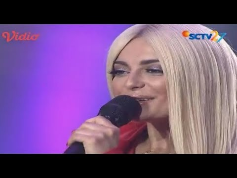 HUT SCTV 27 | Bebe Rexha - In The Name of Love