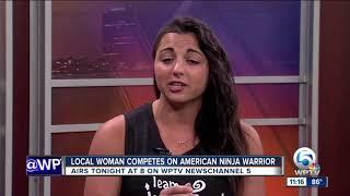 Christina Gambino // WPTV American Ninja Warrior Season 10