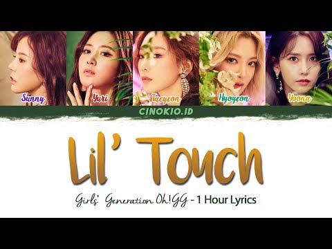 ( 1 HOUR LOOP / 1 시간 ) Girls' Generation-Oh!GG 소녀시대-Oh!GG '몰랐니 (Lil' Touch)' LYRICS (Han/Rom/Eng)