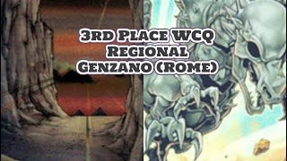Yu-Gi-Oh! 3rd Place WCQ Regional Genzano (Rome) - Anti Meta!!