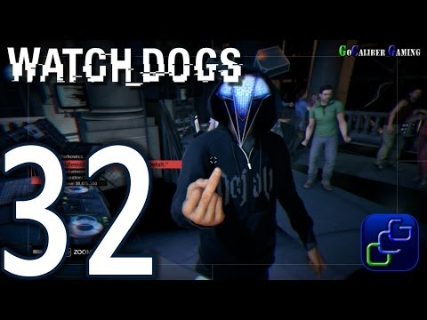 Watch Dogs Walkthrough Ultra PC - Part 32 - Act 4 (IV): The Defalt Condition