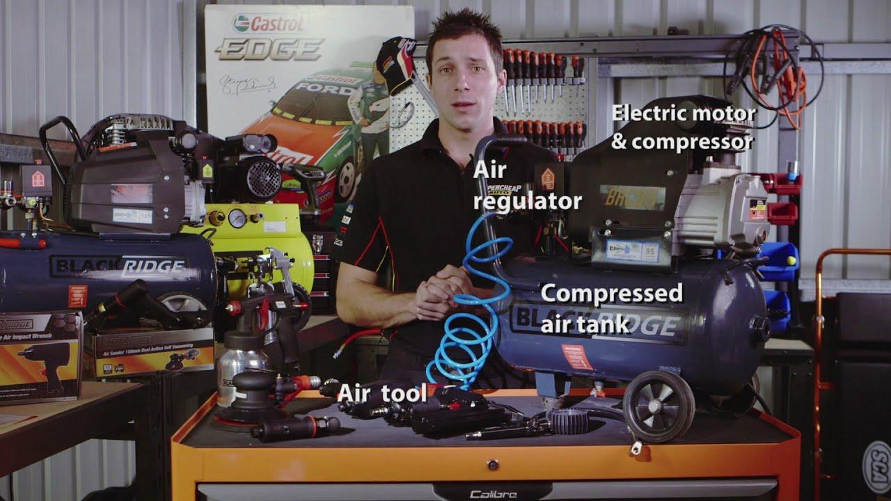 How to - Choosing a 240V Air Compressor // Supercheap Auto