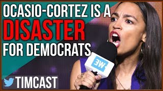 Ocasio-Cortez's Ignorance and Gaffes Are Weakening The Left