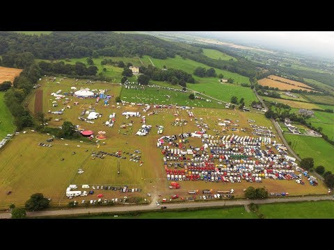 Dualla Agricultural Show, South Tipperary, 2017